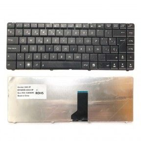 Keyboards for Asus N43 SP Layout